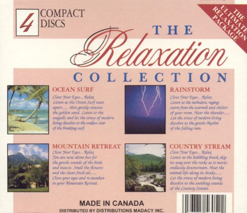 Relaxation Collection [Madacy]