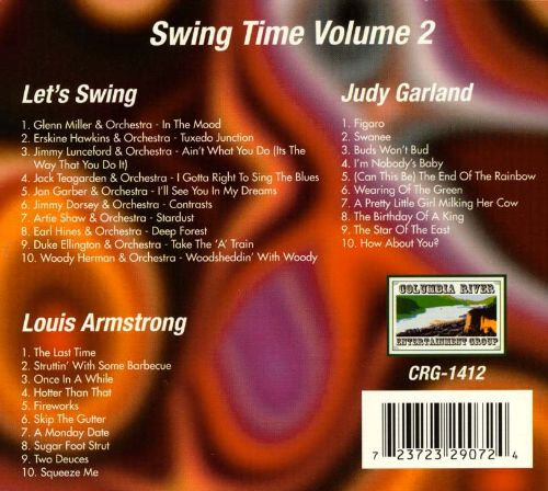 Swing Time, Vol. 2 [Columbia River]