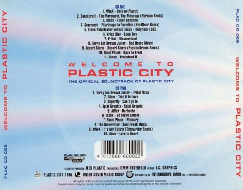 Welcome to Plastic City