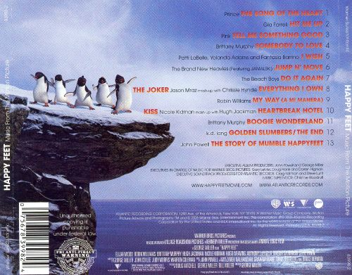 Happy Feet [Original Soundtrack]