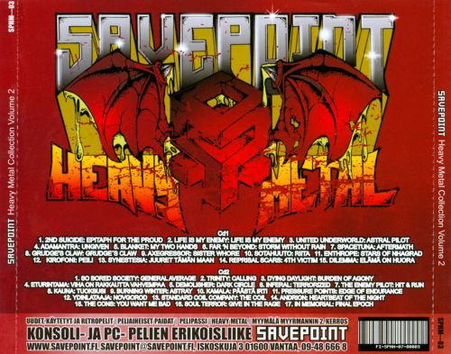 SavePoint Heavy Metal Collection, Vol. 2