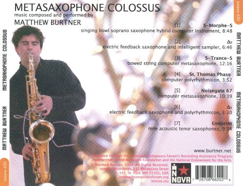Metasaxophone Colossus