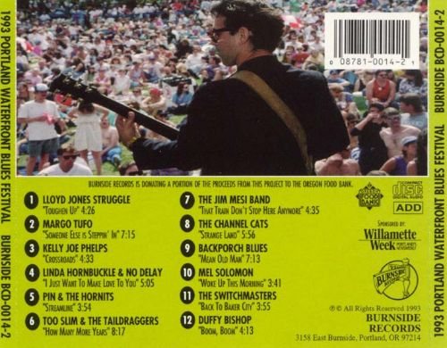 Various On The Waterfront Volume 1