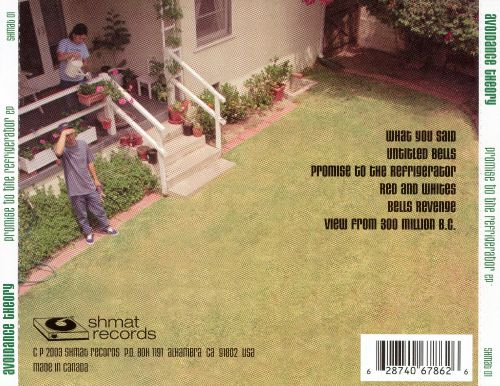 Promise to the Refrigerator EP