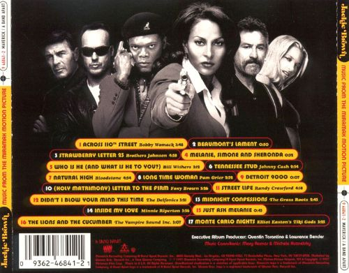 Jackie Brown [Orginal Motion Picture Soundtrack]
