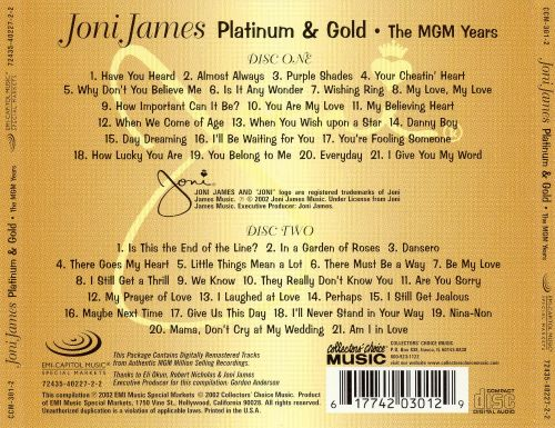Platinum & Gold: The MGM Years