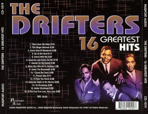 16 Greatest Hits [Passport Audio]