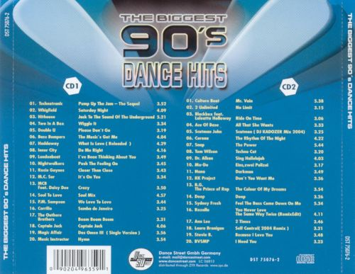 100 Greatest Dance Songs of the 80's - DigitalDreamDoor