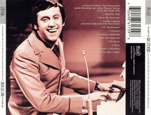 20th Century Masters - The Millennium Collection: The Best of Ray Stevens