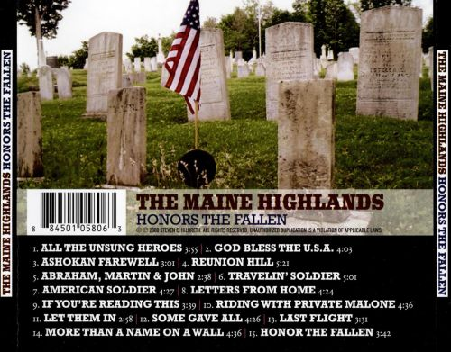 Honors the Fallen
