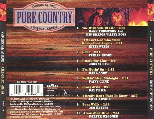 Pure Country: 50's Superstars