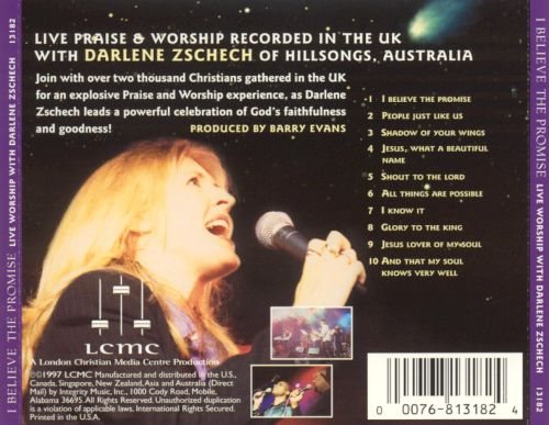 I Believe the Promise: Live Worship