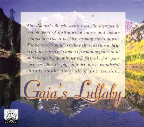 Nature's Touch: Gaia's Lullaby