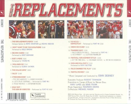 The Replacements [Original Soundtrack]