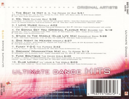 Ultimate Dance Hits