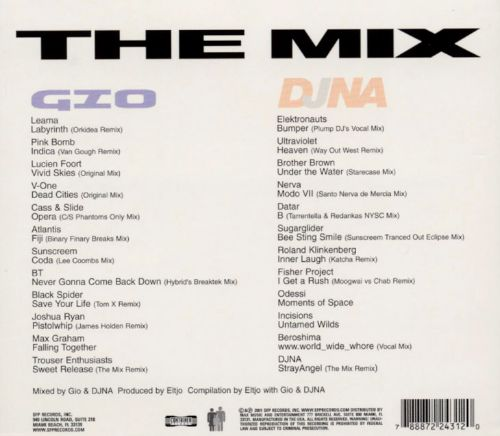 The Mix: A Progressive Dance Mix with an Exotic Twist