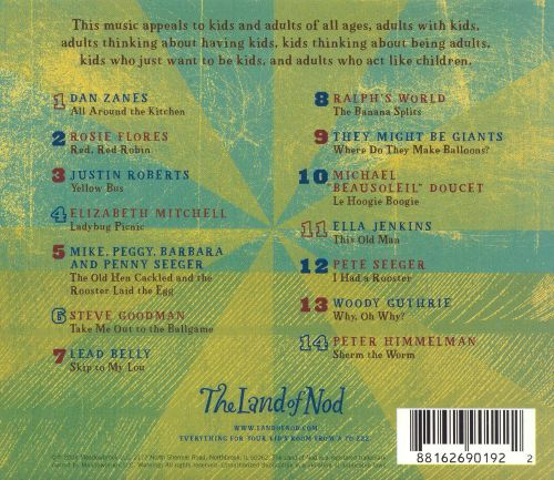 Best of the Land of Nod Store Music