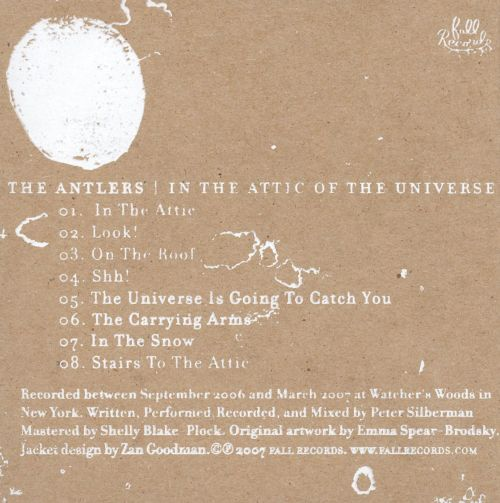 In the Attic of the Universe