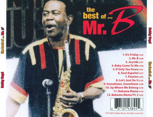 The Best of...Mr. B