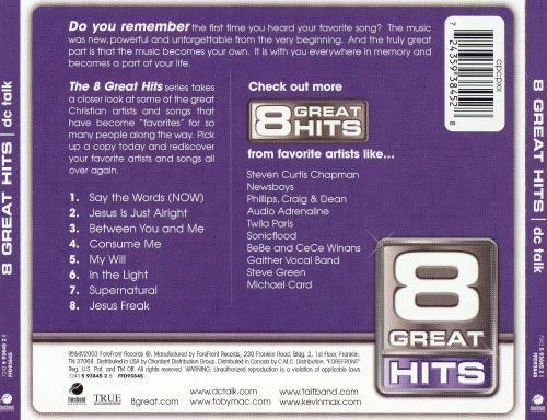 8 Great Hits