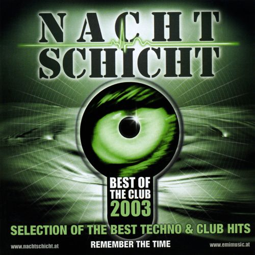 Nachtschicht: Best of the Club 2003