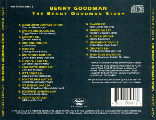 Forever Gold: The Benny Goodman Story