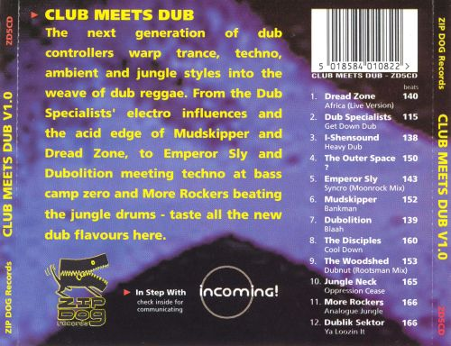 Club Meets Dub
