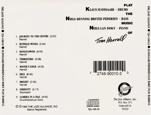 Play the Music of Tom Harrell