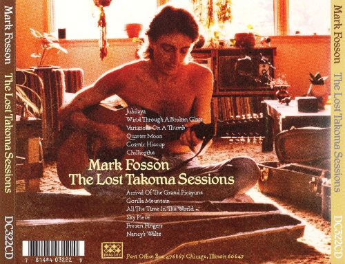 The Lost Takoma Sessions