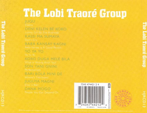 Lobi Traoré - The Lobi Traoré Group