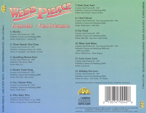 Greatest Hits: Finest Performances