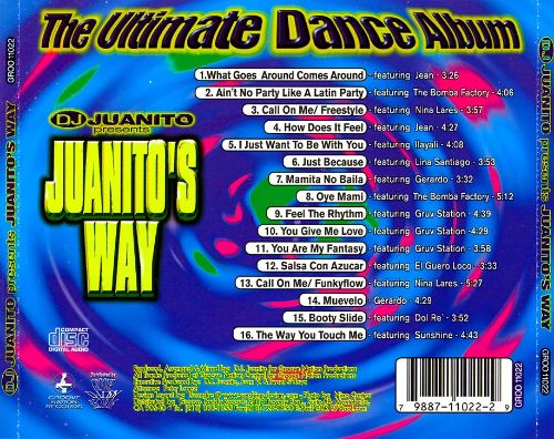 Juanito's Way: The Ultimate Dance Albu