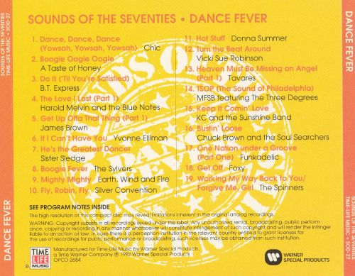 Sounds of the Seventies: Dance Fever