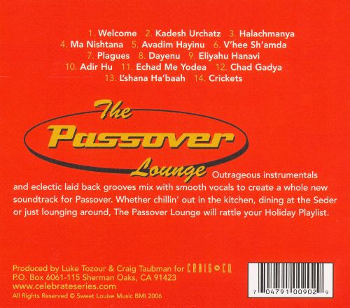 The Passover Lounge