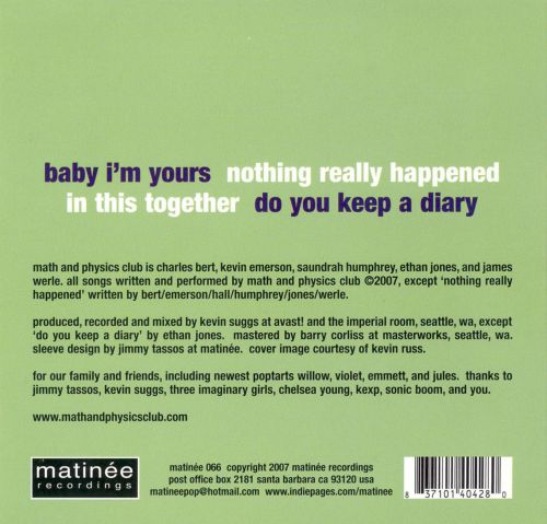 Baby I'm Yours EP
