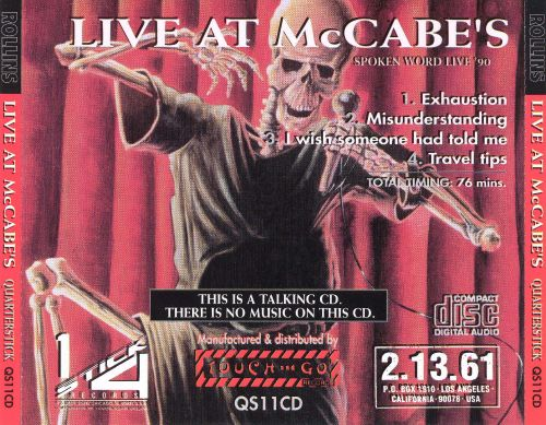 Live at McCabe's