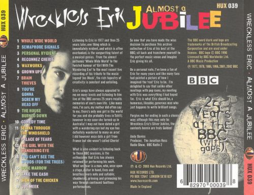 Almost A Jubilee: 25 Years At The BBC (with Gaps)