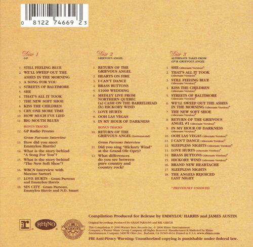 The Complete Reprise Sessions