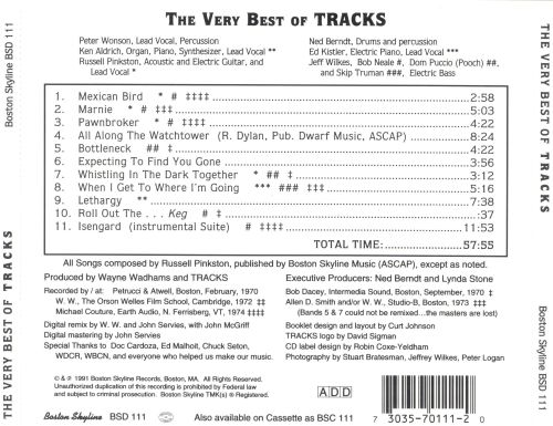 The Very Best of Tracks
