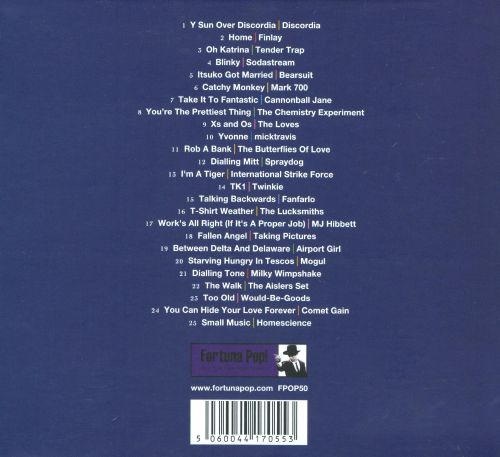 Be True to Your School: A Fortuna Pop! Compilation