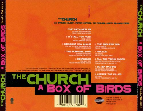 A Box of Birds