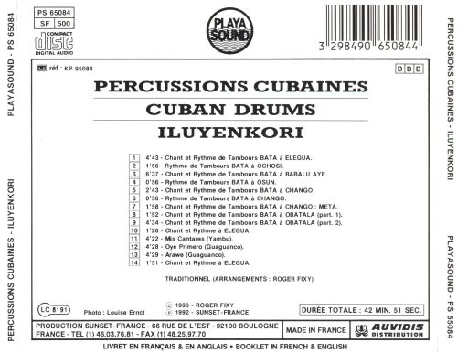 Cuban Drums