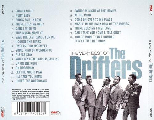 The Very Best of the Drifters [WEA]