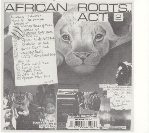 African Roots, Act 2