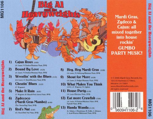 Gumbo Party Music