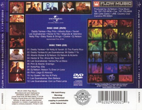 Flow Music: Video Collection, Vol. 1