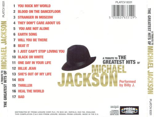 Greatest Hits of Michael Jackson - Various Artists | Songs