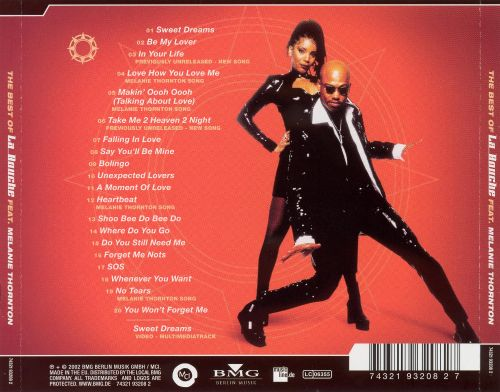 Best of La Bouche