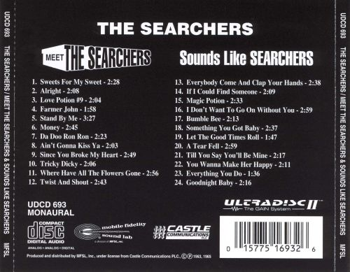 Meet the Searchers/Sounds Like the Searchers