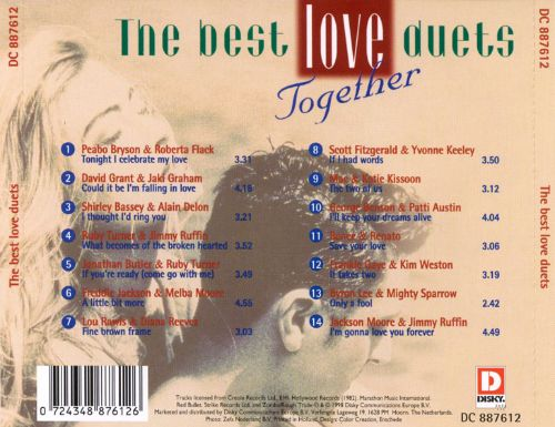 The Best Love Duets Together